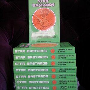 A stack of Star Bastards